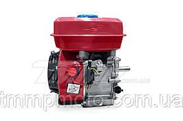 Двигатель мотоблок 170F  d=20mm под шлиц  (7,5 HP, датчик масла , бумажный фильтр)