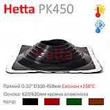 Проход кровли силиконовый Hetta PR 300-457, фото 2