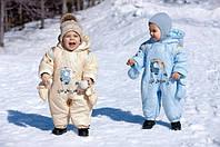 Основные критерии выбора детских комбинезонов
