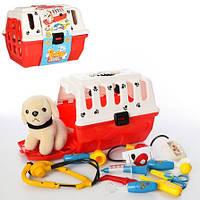 Игровой набор Доктор (ветеринар) 231 в чемоданчике
