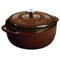 Посуда для тушения, чугунная (коричневый) EC6D83