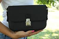 Женская кожаная сумка LILI. Ручная работа