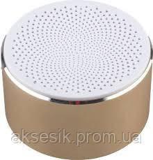 Портативная акустика TOTO Bluetooth Speaker mini Gold/Black