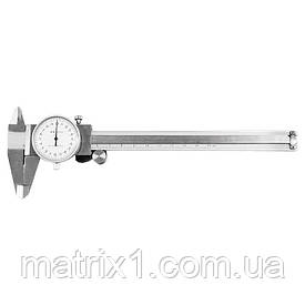 Штангенциркуль, 150 мм, стрелочный// MTX