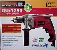 Дрель ударная 1250 Вт Ижмаш Industrialline DU-1250
