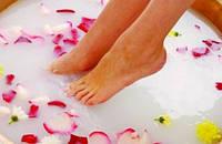 Ванночки для смягчения ног
