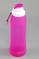 Складная спортивная бутылка для воды 500 мл. Оптом и в розницу, фото 1