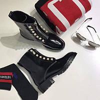 Шикарные женские ботинки 3.1 PHILLIP LIM натуральная кожа