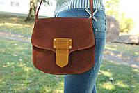 Кожаная сумка Helen | SL-HL-2714 | Ручная работа