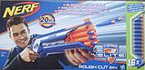 Бластер НЕРФ Рафкат Nerf N-Strike Elite Rough Cut 2X4 Blaster, фото 2