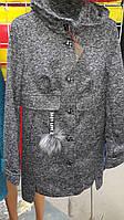 Стильное женское пальто, фото 1