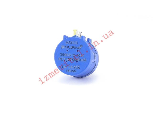 Потенциометр 3590S-2-104L 100 кОм