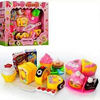 Игровой набор продуктов Десерт YJB538-568