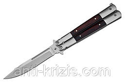 Нож балисонг 15079(бабочка)+документ что не ХО+подарок!