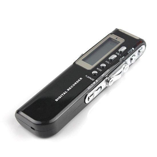 Цифровой аудио диктофон 8ГБ, MP3 плеер - Строительные, отделочные инструменты, крепежный, механический инструмент - NEO-TOPEX в Киеве