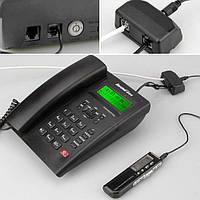 Диктофон цифровой  MP3 плеер, память на 8 Гб, питание ААА