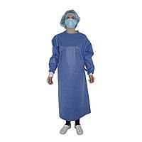 Халат хирургический SteriBata, стерильный, рукав с манжетой