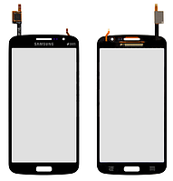 Тачскрин (сенсор) для Samsung G7102 самсунг, G7105, G7106 Galaxy Grand 2, цвет черный