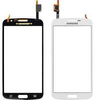 Тачскрин (сенсор) Samsung G7102 самсунг, G7105, G7106 Galaxy Grand 2, цвет белый