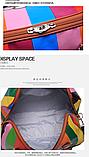 Дорожная сумка стильный для через плечо Ручные сумки только ОПТ, фото 5