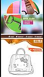 Дорожная сумка стильный для через плечо Ручные сумки только ОПТ, фото 3