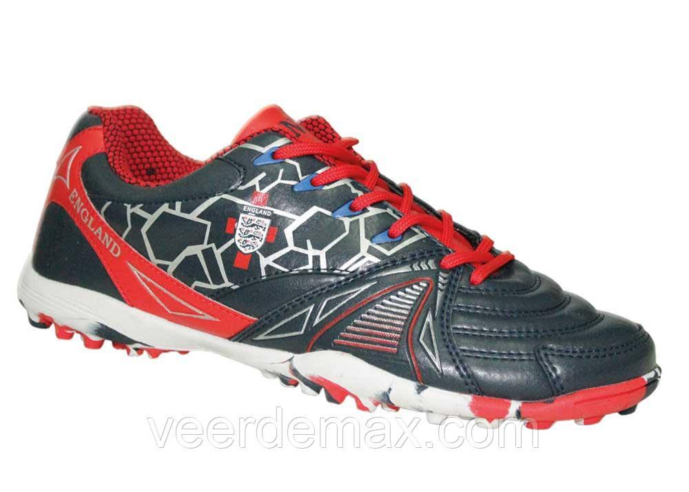 Кроссовки для футбола Veer Demax размеры 36-41