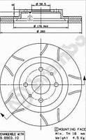 Тормозной диск передний(R13) BREMBO 09.8903.75