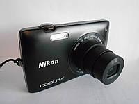 Цифровой фотоаппарат Nikon Coolpix S4300 - 16 Мп. - Сенсорный - HD - в Идеале !
