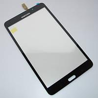 Тачскрин (сенсор) Samsung T231 Самсунг Galaxy Tab 4 7.0, цвет черный