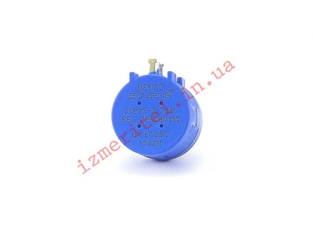 Потенциометр 3590S-2-203L 20 кОм