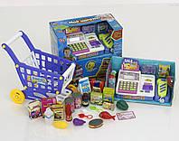 """Набор для детской игры """"Мой магазин"""" подсветка, звук, на батарейках, в коробке."""