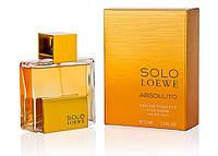 Мужской одеколон Solo Loewe Absoluto