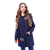 Модное женское пальто Каролина