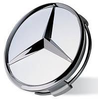 Заглушки (колпачки) в оригинальные литые диски Mercedes-Benz (Мерседес-бенц)