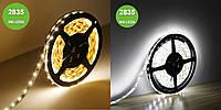 Лента GTV LED Flash 2835 300 LED 30Вт 750Лм/м IP20, катушка 5м
