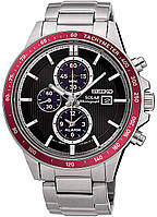 Часы Seiko SSC433P1 хронограф SOLAR    , фото 1