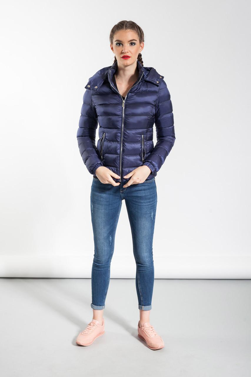 Куртка женская Glo-Story, синий цвет