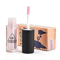 Жидкий хайлайтер для лица Kiss Beauty2 Розовое золото