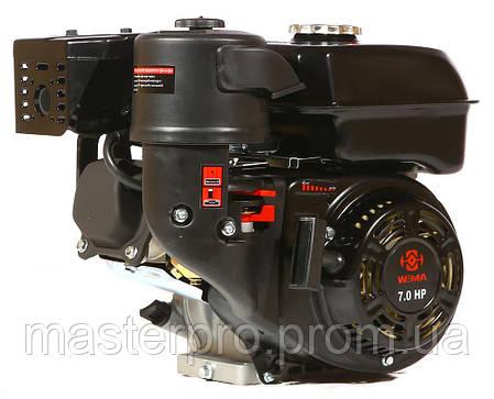 Двигатель бензиновый Weima WM170F-T/20 New, фото 2
