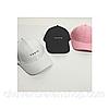 Розовая кепка бейсболка Youth, фото 6
