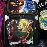 Рюкзак каркас ниндзяго  35х25х15 (Ваня 0630283456)