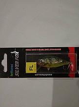 Воблер Silver Fox karas 5см 6 gr FL цвет 073 (0.5 1.5m)
