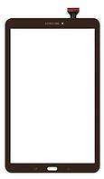 Тачскрин (сенсор) Samsung T561 Galaxy Tab E 9.6, T560 Самсунг, цвет коричневый