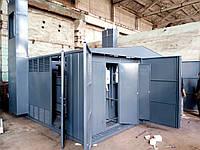 КТПГС-400/6(10)/0,4 Подстанции трансформаторные для городских сетей  КТП 400