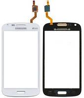 Тачскрин (сенсор) Samsung i8260, i8262 Самсунг, цвет белый