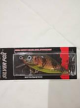 Воблер Silver Fox karas 9см  FL цвет 073(0.5 2.5m)