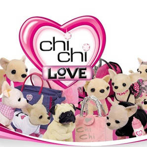 Интерактивные собачки Chi Chi Love