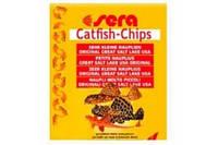 Sera CatfiSh ChipS чипсы для сомиков, 15г