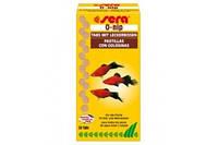 Sera O-nip -блистер корм для всех видов рыб, 8 таблеток