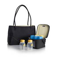 Стильная сумка (Sity Style) для хранения и транспортировки грудного молока